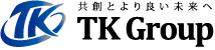 TKグループ【TKG】ロゴ